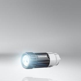 Фонарь ручной аккумуляторный алюминиевый в прикуриватель Osram LEDIL205 Ош