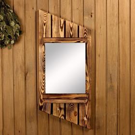 Зеркало 'Диагональ' обожжёное Ош
