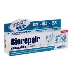 Зубная паста Biorepair Active Shield / Активная защита эмали зубов 75 мл