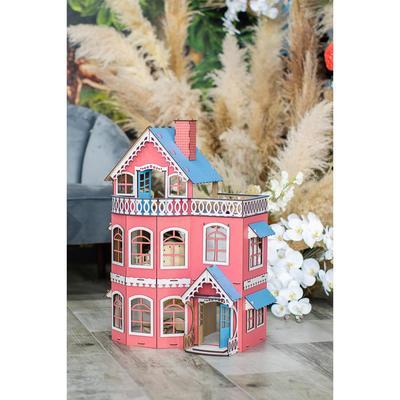 Кукольный домик «Николь» - Фото 1