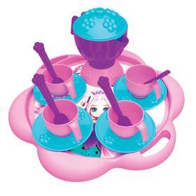 Набор посуды для чаепития «Принцесса и Единорог», 16 предметов