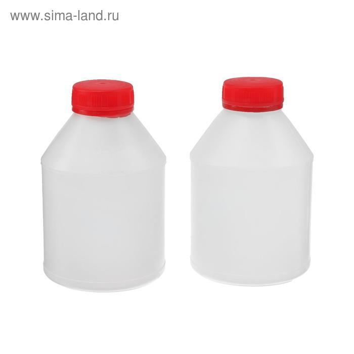 Клей эпоксидный ЭДП прозрачный, 1 кг