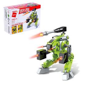 Конструктор «Боевой робот», 75 деталей