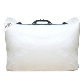 Подушка, размер 40 х 60 см, лебяжий пух