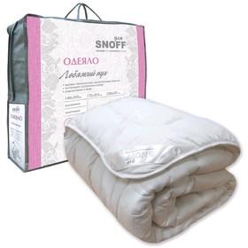 Одеяло классическое, размер 172 х 205 см, лебяжий пух