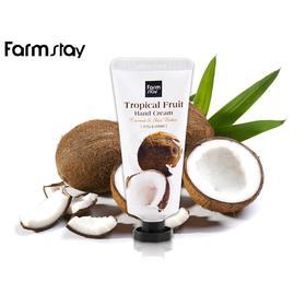 Крем для рук FarmStay «Тропические фрукты», суперпитательный, с маслом ши, 50 мл