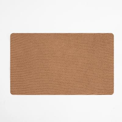 Снуд, цвет светло-коричневый, размер 21х36 см