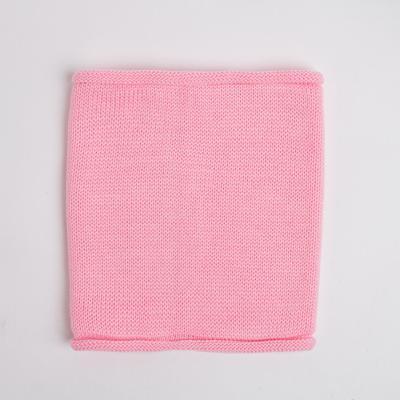 Снуд детский, цвет светло-розовый, размер 22х24 см (10-14 лет)