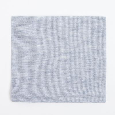 Шарф-снуд детский, цвет серый, размер 45х21