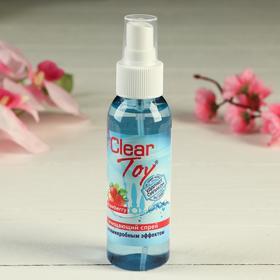 Спрей очищающий 'CLEAR TOY STRAWBERRY', с ароматом клубники, 100 мл Ош