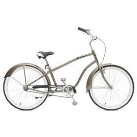"""Велосипед 26"""" Stinger Cruiser, 2018, цвет коричневый, размер 18"""""""
