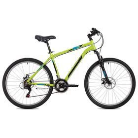 Велосипед 27,5' Foxx Atlantic D, цвет зеленый, размер 18' Ош