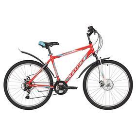 Велосипед 29' Foxx Atlantic D, 2020, цвет оранжевый, размер 18' Ош