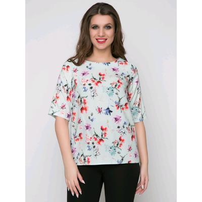 Блуза «Джина», размер 48 - Фото 1