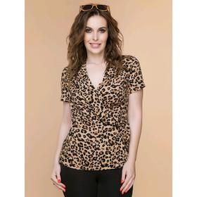 Блузка «О-ля-ля», размер 54