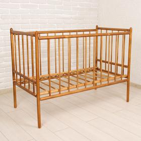Детская кроватка «Женечка-7», цвет орех Ош