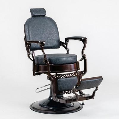 Кресло для барбершопа SD-31853 гидравлика, цвет чёрный