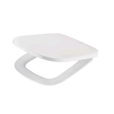 Сиденье и крышка Ideal Standard ESEDRA T318301, дюропласт, с функцией плавного закрытия - Фото 1