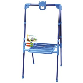 Мольберт детский, двусторонний, размер 1040 × 516 × 70 мм, цвет синий Ош