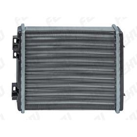 Радиатор отопителя (сборный) VAZ 2101-2107 узкий Fehu FRH1059m Ош