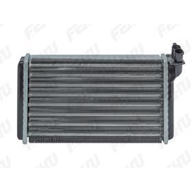 Радиатор отопителя (сборный) VAZ 2110-12 Fehu FRH1064m Ош