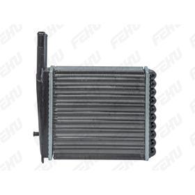 Радиатор отопителя (сборный) VAZ 2111 (с 2003) Fehu FRH1066m Ош