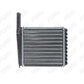 Радиатор отопителя (сборный) VAZ 1117-19 Kalina Fehu FRH1085m Ош