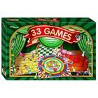 Набор настольных игр «33 лучшие игры мира»