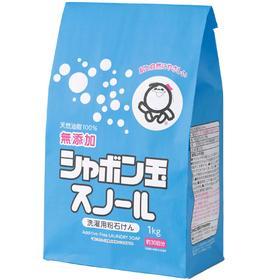 Натуральное порошковое мыло для стирки белья SHABONDAMA «Сноул», 1 кг