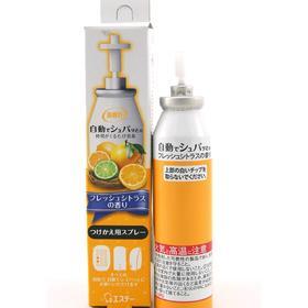 Освежитель воздуха ST Shupatto Shoushuu Plug, с ароматом цитрусов, запасной блок, 39 мл