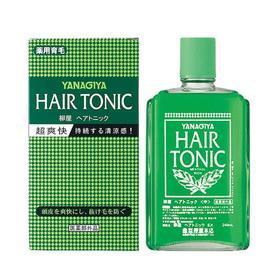 Тоник для волос Yanagiya Hair Tonic, против выпадения, 240 мл