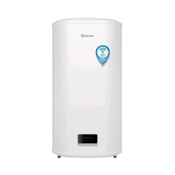 Водонагреватель Thermex Bravo 100 Wi-Fi, накопительный, 2 кВт, 100 л, упр-е голосом, белый
