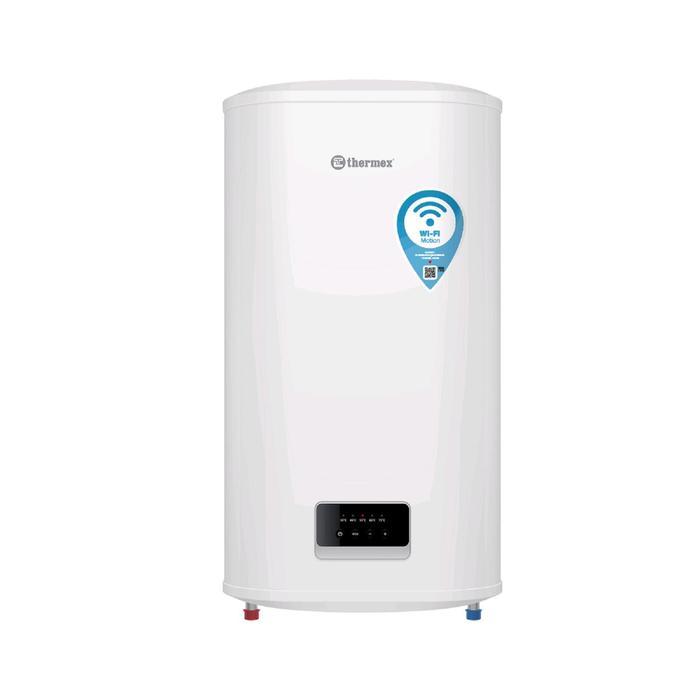 Водонагреватель Thermex Optima 50 Wi-Fi, накопительный, 2 кВт, 50 л, упр.-е голосом, белый