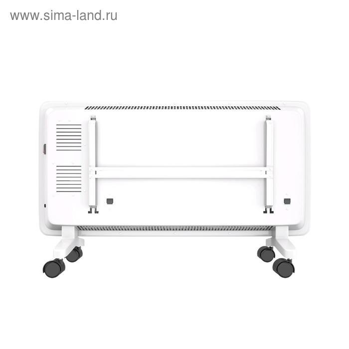 Обогреватель THERMEX Frame 1500E Wi-Fi, конвекторный, 1500 Вт, 16-40°С, до 20 м2, белый