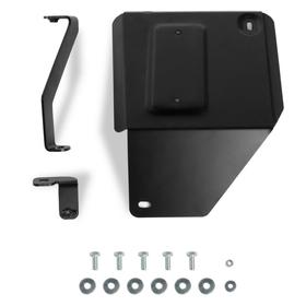 Защита адсорбера Rival для Kia Seltos CVT 4WD (V-2.0) 2019-, сталь 1.8 мм,111.2849.1 Ош