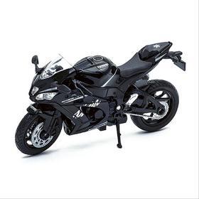 Модель мотоцикла Kawasaki Ninja ZX-10RR 1:18 Ош