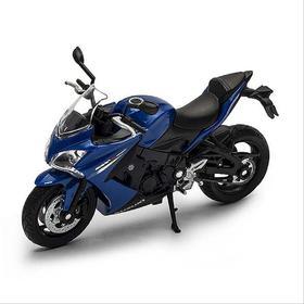 Модель мотоцикла Suzuki GSX S1000F 1:18 Ош