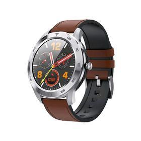 Смарт-часы Smarterra SmartLife Thor 1,3', TFT, IP67, Android, iOS, 300мАч, серебристые Ош