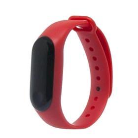 Фитнес-браслет Smarterra FitMaster Color 0,96', IPS, IP67, Android, iOS, красный Ош