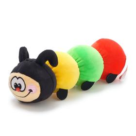 Мягкая игрушка «Гусеничка Фаня», 30 см