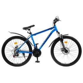 Велосипед 26' Progress модель Advance Pro RUS, цвет синий, размер 17' Ош