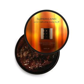 Скраб для тела Beautific Slimericano, антицеллюлитный, с кофеином и маслом корицы, 250 мл