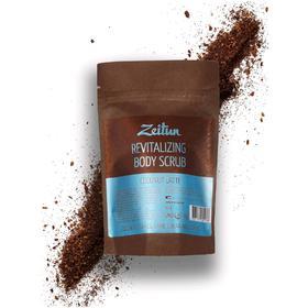 Скраб для тела Zeitun «Кокосовый латте», омолаживающий, питательный, 50 г