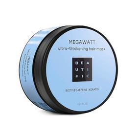 Маска для волос Beautific Megawatt, для ультра-объёма и активного роста волос, 250 мл