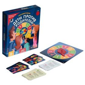 Настольная игра «Противостояние. Дети против Родителей»