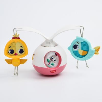 Развивающая игрушка музыкальная каруселька «Принцесса» - Фото 1
