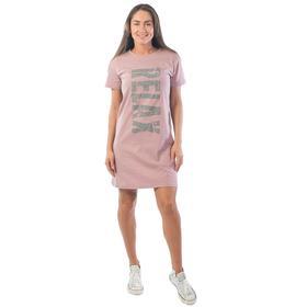Туника Relax, размер 44, цвет розовый