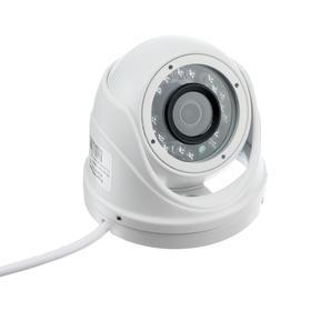 Видеокамера внутренняя EL MDm2.1(3.6)_V.2, AHD, 2.1 Мп, 1080 Р, объектив 3.6, пластик Ош