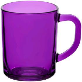 Кружка Enjoy, 250 мл, фиолетовая
