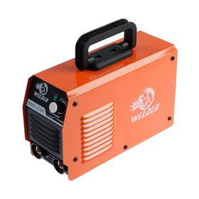 Сварочный аппарат Welder MMA-220A, 5.9 кВт, 20-220 А, ПВ 70%, d=1.6-4 мм